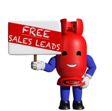 Want Free GAS IT Sales Leads