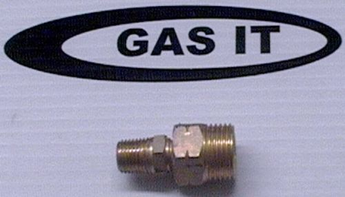 21.8LH Gas outlet fittings for Vapour tanks