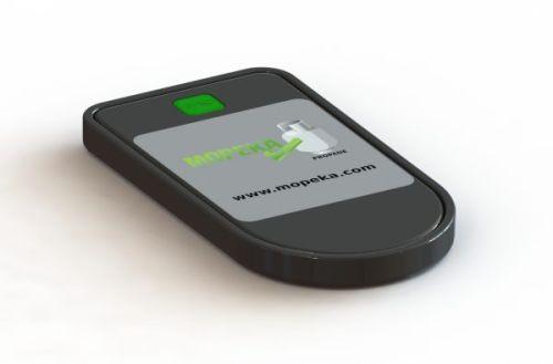 Single Gas Level Bluetooth Ultrasonic Level Sensor.