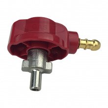 Plug In Tail Connector for Bullfinch External Gas Point