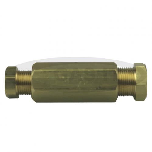 8mm - 10mm Straight Connector