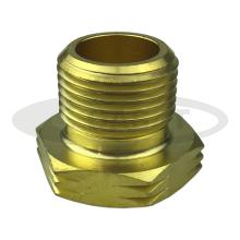 POL Brass Nut