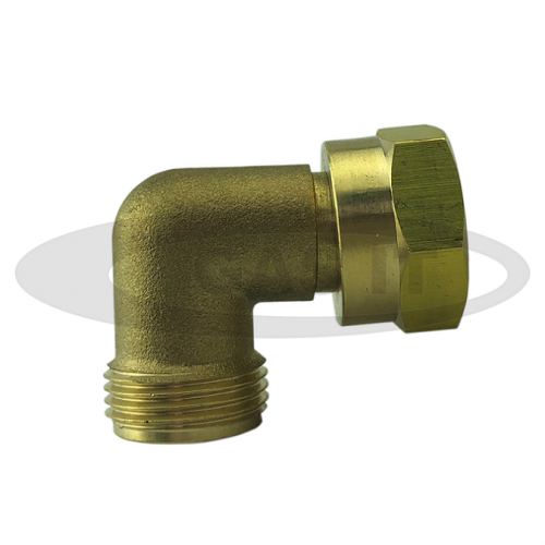 Regulator Inlet Angle Elbow - W20.