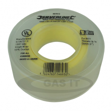 PTFE tape for Gas joints