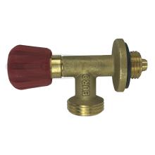 Reserve gas system adaptor to CampinGaz