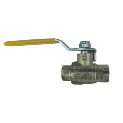 1/4'' Ball Valve BSP FEM x BSP FEM Lever Handle