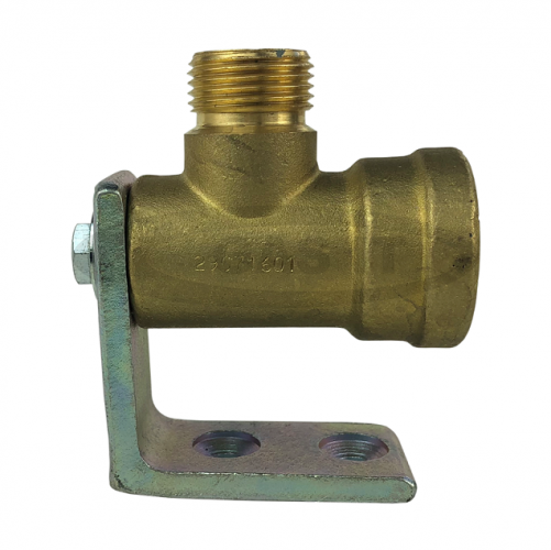 POL Single Bulkhead Fitting