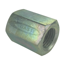 """GAS IT 1/4"""" BSP Female fixed hexagon connector"""
