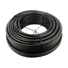 50m Roll. 8mm Thermoplastic LPG pipe - Black