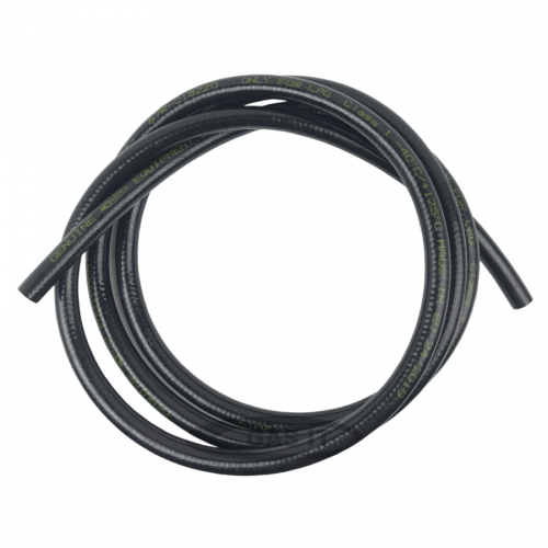 2mtrs x 8mm Thermoplastic LPG pipe - Black