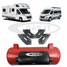 Vehicle Specific Domestic LPG Systems