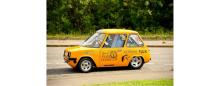 GAS IT & Jonny Smith's Electric Drag Car