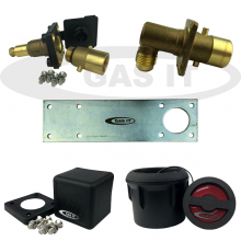 UK Vehicle Fill Points, Brackets and Lids