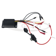Smart Power Save ECU, Switch & Sender Kit for Electric Outlet Tanks.