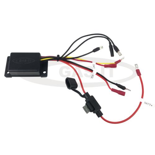 Smart Power Save ECU, Switch & Sender Kit for Electric Outlet Tanks.