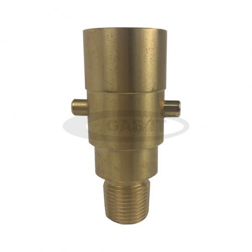 GAS IT EASYFILL SKY© Fill Point to 80% Shut off Valve for direct fill gas bottles and gas tanks