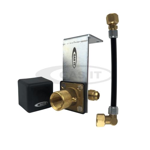 Lightweight Hose - Angled Bracket EASYFIT Fill System