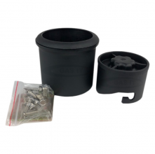Body Mount Fill point box in Black