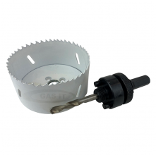 70mm Hole Cutter & Arbor