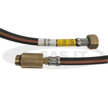 Gas reserve hose system - UK 21.8 LH
