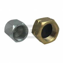 GAS IT Bottle & Tank inlet & outlet blanking kit