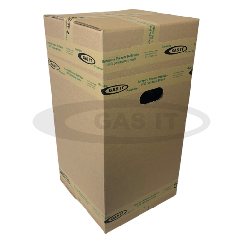 10 x 6KG Box for GAS IT Bottles