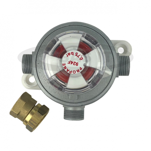 AUTOMATIC CHANGEOVER VALVE