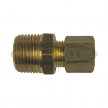 3/8 TO 10MM COPPER COMPRESSION FITTING