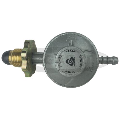 6 X 37mb Propane EASYFIT handwheel regulator