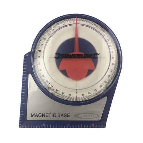 Tank Angled fitting helper - Correct Angle Gauge
