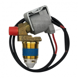 LPG Tank Remote Operated HI Flow Solenoid Valve