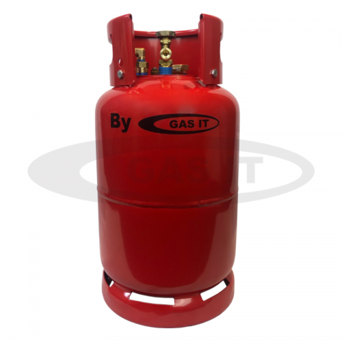 18 kg (36 ltr) GAS IT Plus Refillable Bottle with Bluetooth Sensor