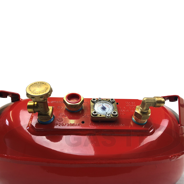 Manually Operated GAS IT Tanks