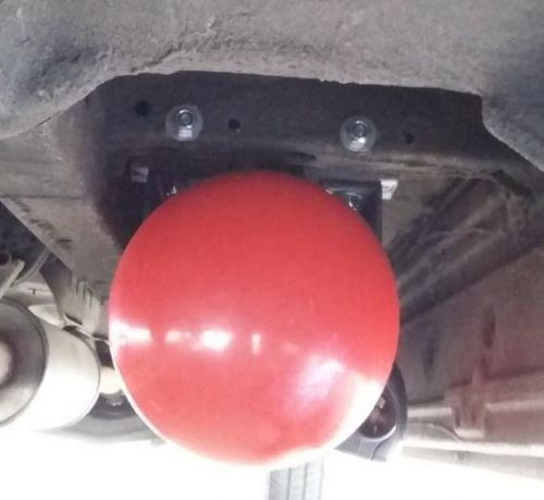 GAS IT Sprinter and Crafter Gas tank pictures