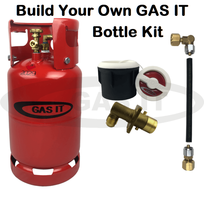Build your Own GAS IT Bottles Kits