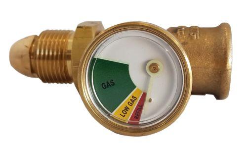 HILO POL Gas Pressure Indicator