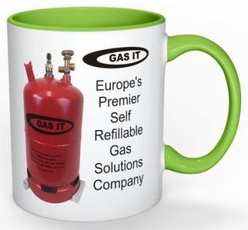 GAS IT Mug - Latest Edition
