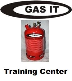 1 day training course for the Install & Service of Refillable gas tanks and bottles - per person